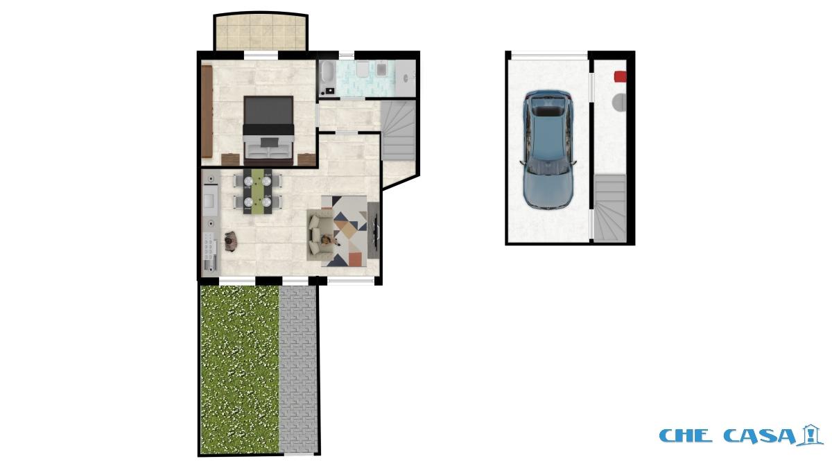 Appartamento vendita SALUDECIO (RN) - 2 LOCALI - 50 MQ