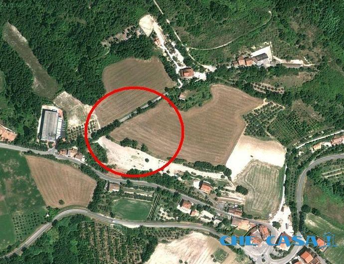 Terreno vendita MONTEFIORE CONCA (RN) - 3000 MQ - foto 2