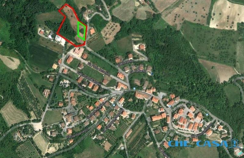 Terreno vendita GEMMANO (RN) - 99 LOCALI - 8500 MQ