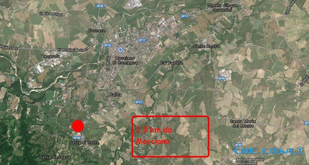 Vendita Terreno Residenziale Montefiore Conca